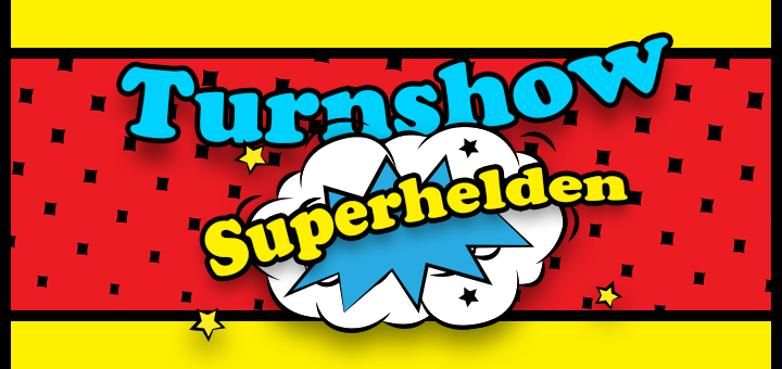 Turnshow 2016: Superhelden